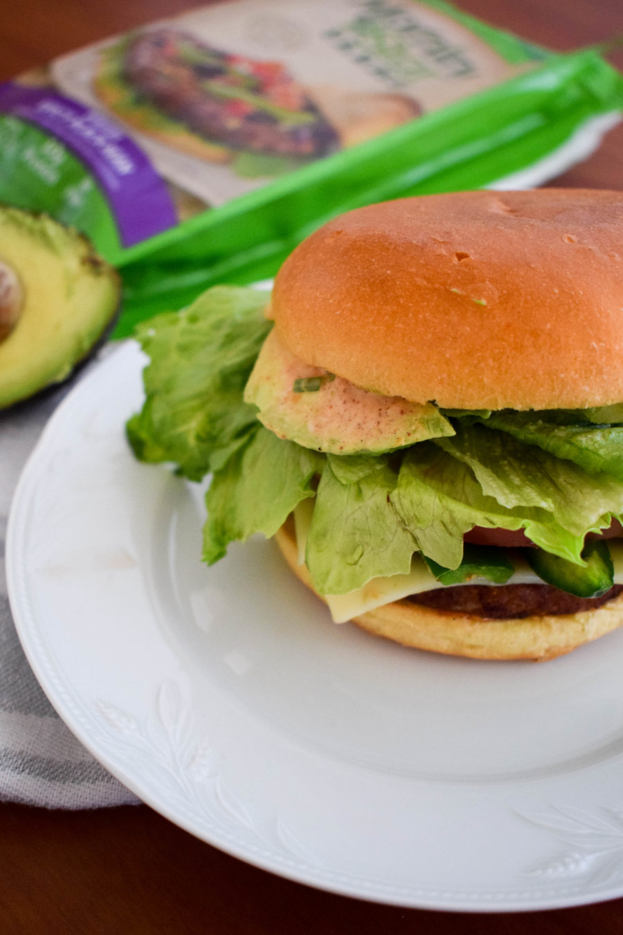 Spicy Black Bean Burgers Curated By Kirsten